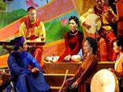 Esfuerzos en Vietnam para mantener vivas artes tradicionales