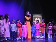 Comunidad vietnamita en Bélgica celebra Tet