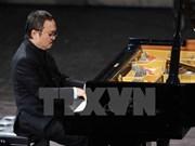 Ofrecerá concierto en Hanoi pianista canadiense de origen vietnamita