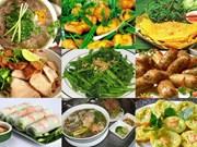 Feria gastronómica vietnamita atrae interés de visitantes rusos