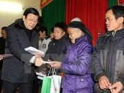 Exhorta presidente a Lang Son a priorizar la construcción de nueva ruralidad