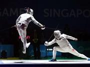 Esgrimista vietnamita busca boleto a Juegos Olímpicos 2016