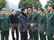 Presidente de Vietnam continúa gira por provincias montañosas norteñas
