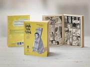 Tebeo vietnamita gana premio internacional de cómic japonés