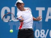 Tenista vietnamita avanza a cuartos finales en torneo en China