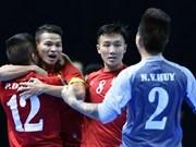 FIFA felicita a Vietnam por su clasificación a la Copa Mundial de Fútbol Sala