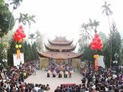 Fiestas primaverales en el Norte de Vietnam