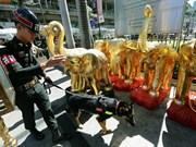 Alertada policía tailandesa ante amenaza de atentado de Estado Islámico