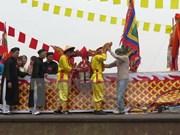 Inauguran Festival del Templo Tran