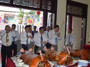 Conmemoran 225 aniversario del deceso del ilustre médico Le Huu Trac