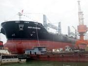 Inauguran exposición de la industria naval de Vietnam