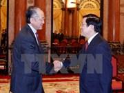 Vietnam sugiere ayuda de Banco Mundial para desarrollo de infraestructuras