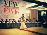 Semana de moda otoño – invierno Vietnam presentará materiales valiosos de Japón