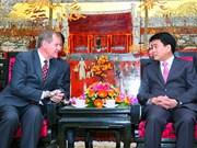 Visita Vietnam delegación de Iglesia mormona de Estados Unidos