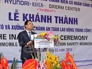 Inauguran en Hanoi centro de formación profesional con apoyo sudcoreano