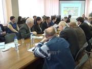 Expertos rusos debatieron resultados del XII Congreso del PCV