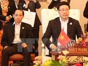 Inauguran en Laos Reunión de Cancilleres de ASEAN