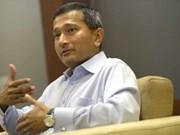Singapur promoverá la elaboración de Código de Conducta en Mar del Este