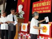Preparan en Vietnam elecciones legislativas democráticas