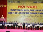 Vietnam perfecciona políticas de desarrollo para minorías étnicas