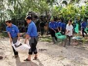 Diversas actividades en Vietnam en saludo al Mes de la Juventud