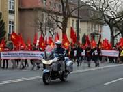 Vietnamitas en Alemania refutan acciones ilegales de China en Mar del Este