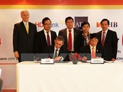 Banco Asiático apoya programa de financiamiento de comercio en Vietnam