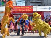 Festival del Templo Ta Phu-Ky Lua, destino atractivo para turistas