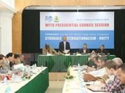 Hanoi acoge reunión del Consejo Presidencial de Federación Sindical Mundial