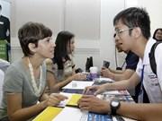 Gran concurrencia al Día de educación universitaria en Vietnam