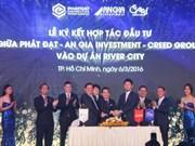 Japón invierte 500 millones USD en proyecto inmobiliario en Ciudad Ho Chi Minh