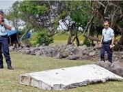 Encuentran en isla Reunión nuevo fragmento que podría ser del MH370