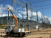 Arrancan en Vietnam proyectos de sistema optimizador para red eléctrica