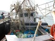 Sudcorea: Hallan cadáver de un marino vietnamita desparecido