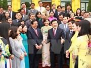 Presidente saluda logros de Cu Chi en construcción de nueva zona rural