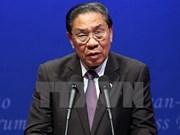 Vietnam felicita a exlíder partidista laosiano por cumpleaños