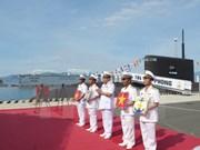 Presidente de Vietnam asiste a la inauguración del puerto internacional