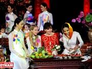 Festival de Ao Dai honra la belleza sin límites