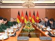 Proponen en Vietnam incrementar cooperación militar con Alemania