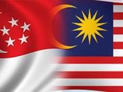Singapur y Malasia impulsan proyecto conjunto de línea ferrocarril expreso