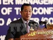 Primer ministro camboyano inicia visita a Laos