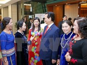 Elevará Vietnam porcentaje de mujeres en organismos electivos