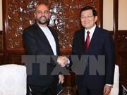 Vietnam e Irán promoverán nexos económicos y comerciales