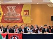 Éxitos del XII Congreso Nacional de PCV aplaudidos en México