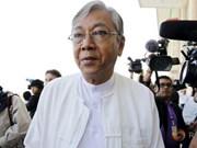 Parlamento de Myanmar elegirá mañana al nuevo presidente