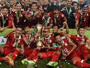 Filipinas acogerá Copa de Fútbol regional AFF Suzuki 2016