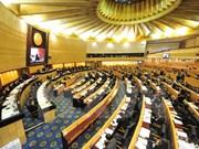 Parlamento tailandés apoya designación de senadores