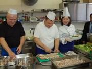 """""""Día gastronómico de Vietnam"""" en Eslovaquia"""