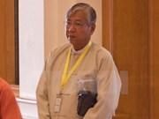 Myanmar: Htin Kyaw de partido gobernante elegido como nuevo presidente