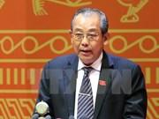 Tribunal Popular Supremo de Vietnam abandera la lucha anticorrupción